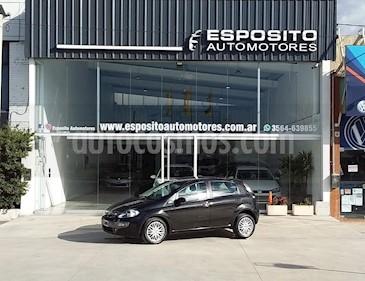 FIAT Punto 5P 1.6 Essence usado (2014) color Negro precio $395.000