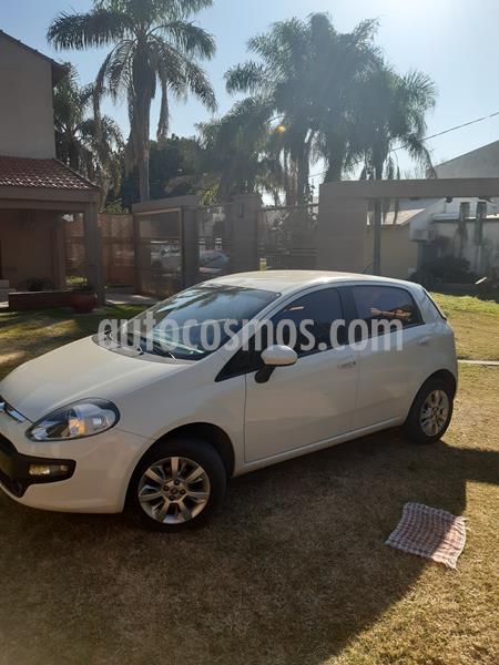 FIAT Punto 5P 1.4 Attractive usado (2014) color Blanco Banchisa precio $548.000