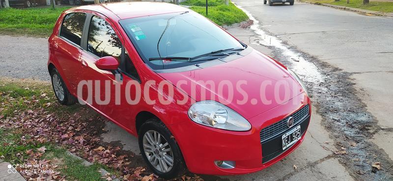 FIAT Punto 5P 1.3 Multijet ELX 16V usado (2011) color Rojo Alpine precio $365.000