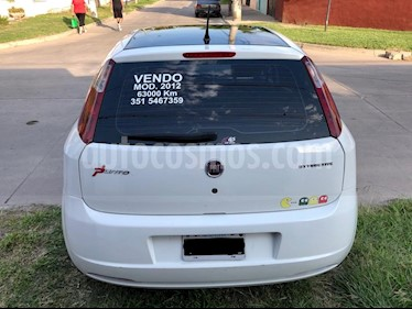 FIAT Punto 5P 1.4 Attractive Pack Top usado (2012) color Blanco precio $330.000