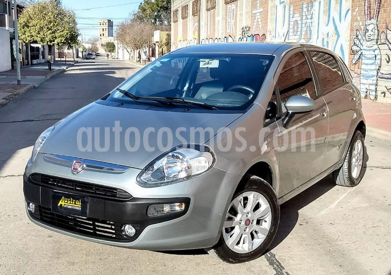 FIAT Punto 5P 1.4 Attractive Pack Top usado (2016) color Gris Claro precio $340.000