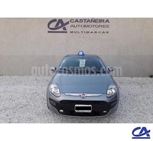 FIAT Punto 5P Attractive Pack Top usado (2013) color Gris Oscuro precio $398.000
