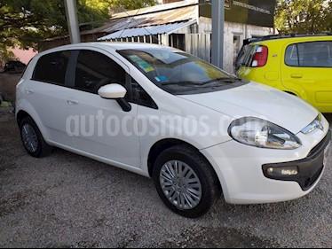 FIAT Punto 5P 1.4 Attractive usado (2013) color Blanco precio $420.000