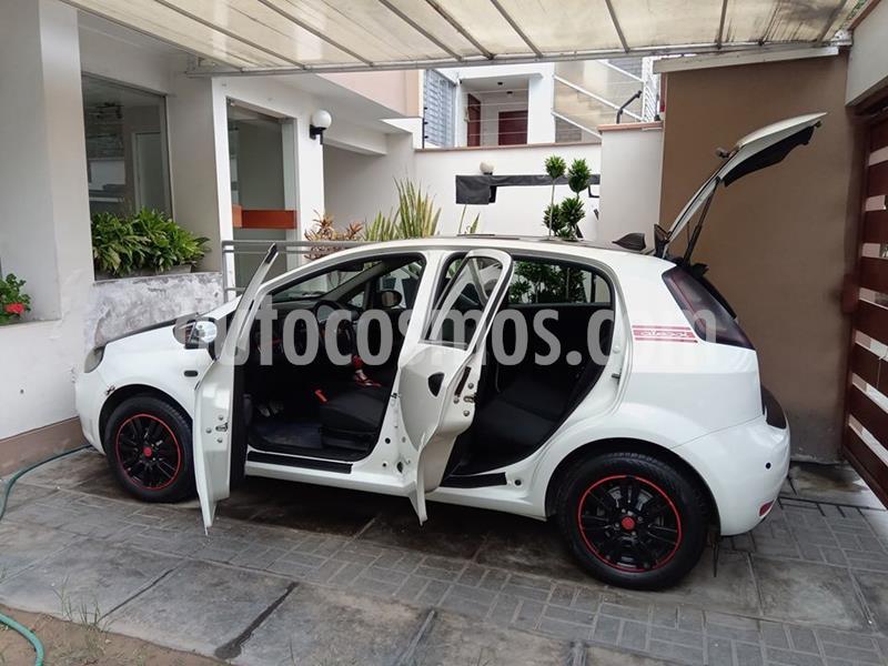 Fiat Punto 1.4 Easy usado (2013) color Blanco precio u$s7,000