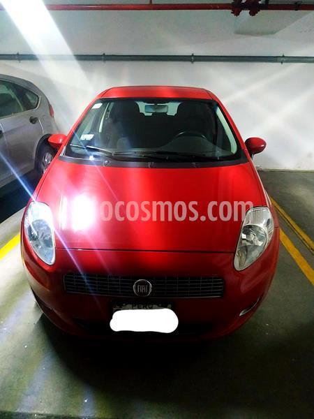 Fiat Punto 1.4L ELX usado (2011) color Rojo Alpine precio $7,300
