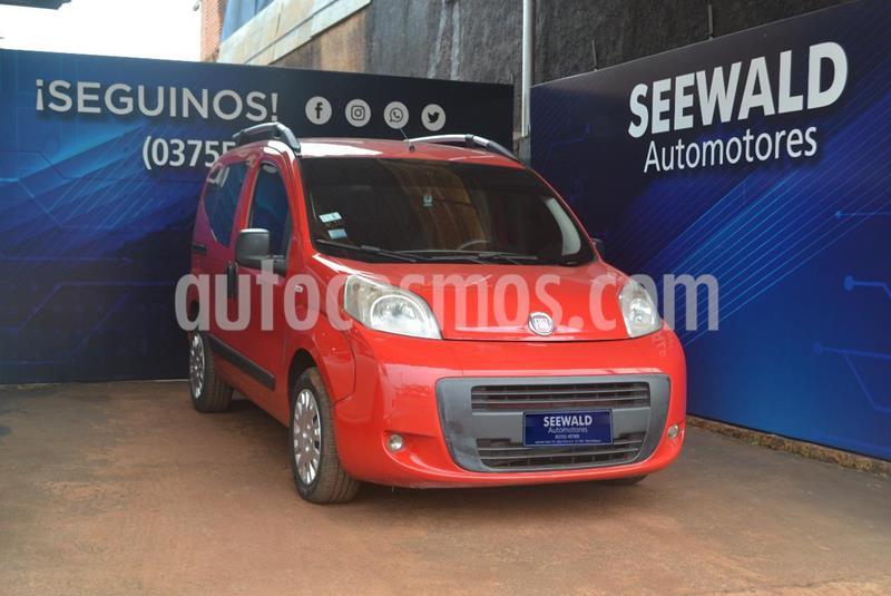 FIAT Qubo Active usado (2013) color Rojo precio $560.000
