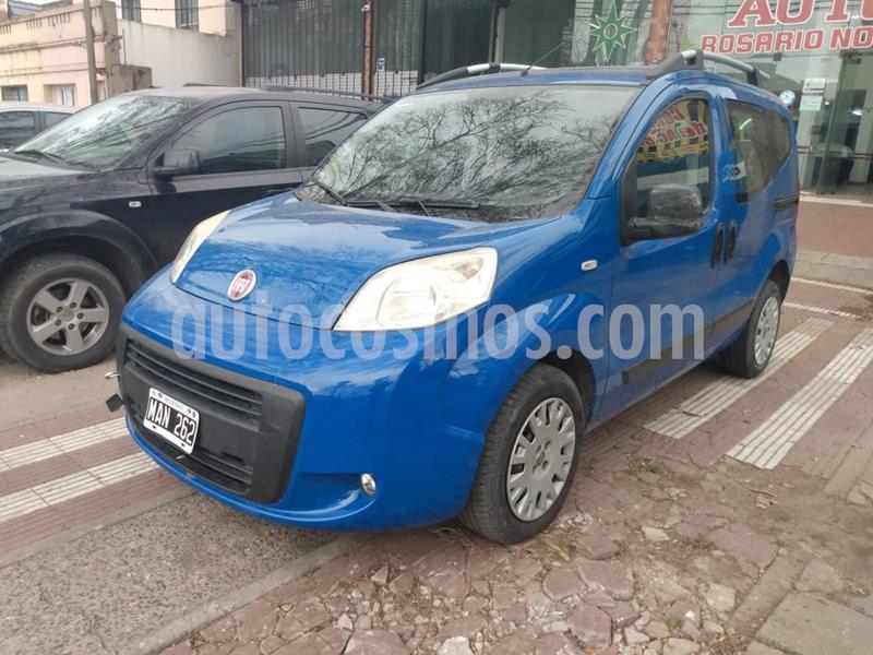 FIAT Qubo Active usado (2013) color Azul precio $590.000