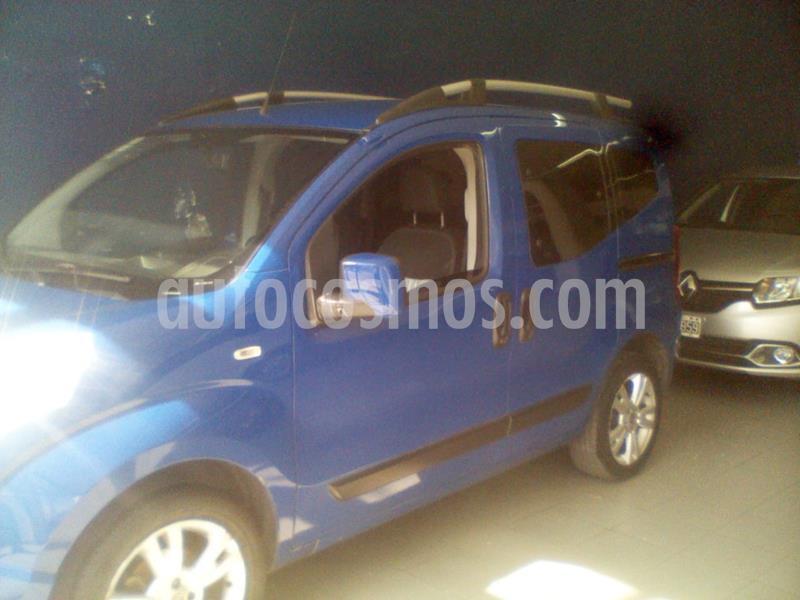 FIAT Qubo Dynamic usado (2012) color Azul precio $705.000
