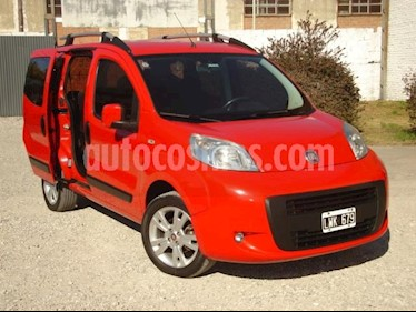 Foto venta Auto usado FIAT Qubo Dynamic (2012) color Rojo precio $235.000