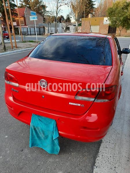 FIAT Siena Fire Way usado (2015) color Rojo precio $375.000
