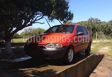 FIAT Siena EL 1.7 TD usado (2000) color Rojo precio $118.000