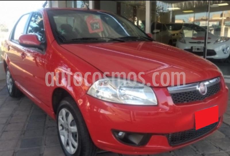 FIAT Siena EL 1.4 Attractive usado (2014) color Rojo precio $615.000