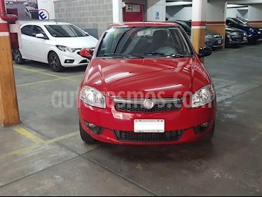FIAT Siena 1.4 Attractive usado (2015) color Rojo Alpine precio $398.000