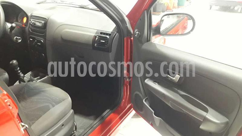 FIAT Siena El 1.4l usado (2016) color Rojo precio $549.000