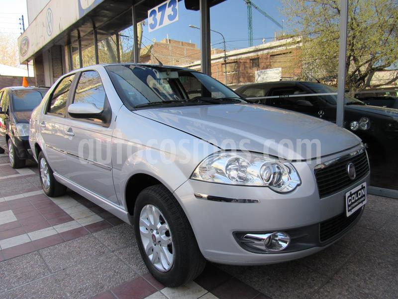 FIAT Siena ELX 1.4 Attractive Emotion II usado (2009) color Gris Scandium precio $529.800
