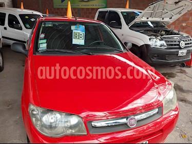 FIAT Siena 1.4 Attractive Active usado (2013) color Rojo Alpine precio $410.000