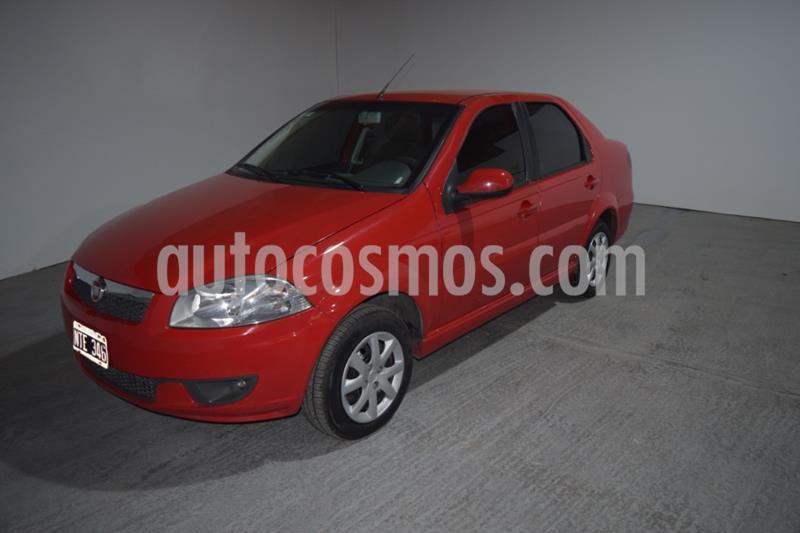 FIAT Siena EL 1.4 usado (2014) color Rojo precio $625.000