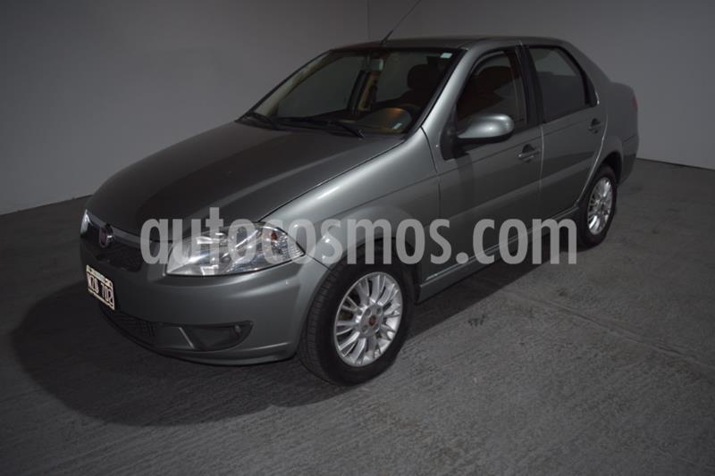 FIAT Siena EL 1.6 usado (2014) color Gris Claro precio $640.000