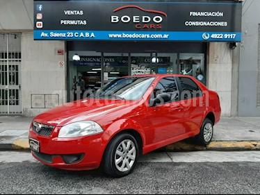 FIAT Siena - usado (2013) color Rojo precio $314.900