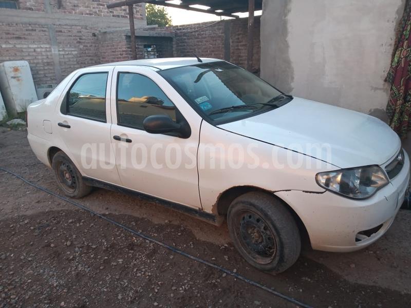FIAT Siena EL 1.4 usado (2012) color Blanco precio $220.000
