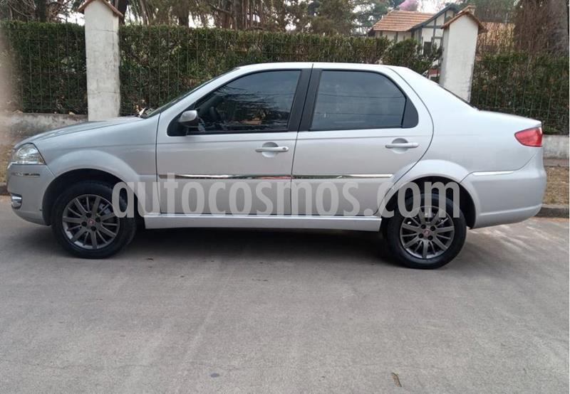 FIAT Siena ELX 1.4 Attractive usado (2009) color Gris Scandium precio $420.000