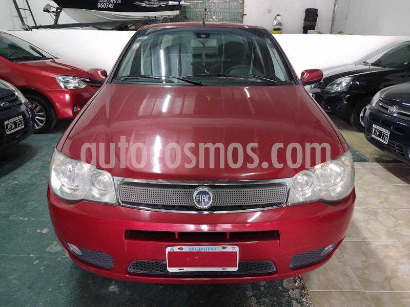 FIAT Siena HLX 1.8 usado (2005) color Rojo precio $285.000