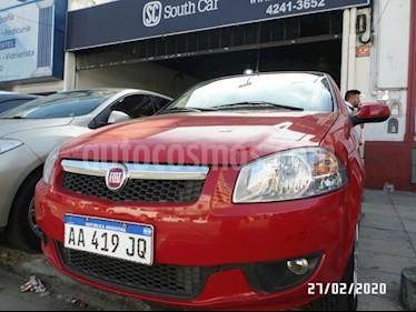 FIAT Siena EL 1.4 usado (2016) color Rojo precio $390.000