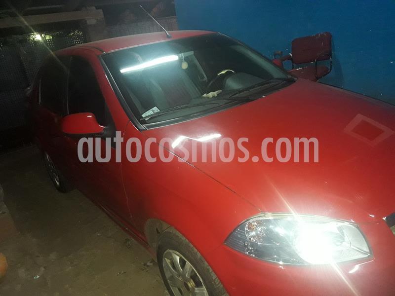 FIAT Siena EL 1.4 usado (2014) color Rojo Alpine precio $450.000