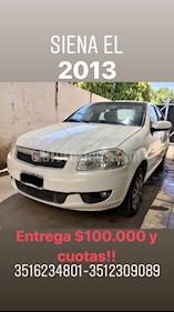 Foto venta Auto usado Fiat Siena EL 1.4 (2013) color Blanco precio $195.000