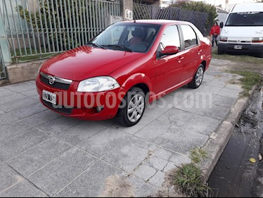 FIAT Siena EL 1.4 usado (2015) color Rojo precio $320.000