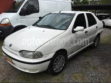 Foto venta Auto usado Fiat Siena EL 1.6 (2000) color Blanco precio $60.000