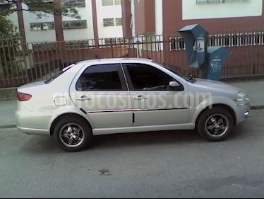 Foto venta carro usado Fiat Siena EXL 1.4L (2010) color Plata Bari precio u$s3.500