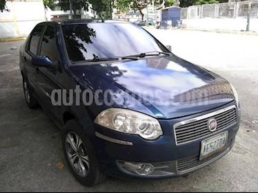 Foto Fiat Siena EXL 1.4L usado (2011) color Azul Vitality precio u$s3.800