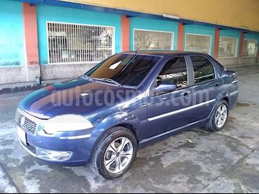 Fiat Siena EXL 1.4L usado (2010) color Azul precio u$s3.100