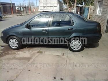 Fiat Siena Fire EX 1.3 usado (1999) color Verde precio u$s800