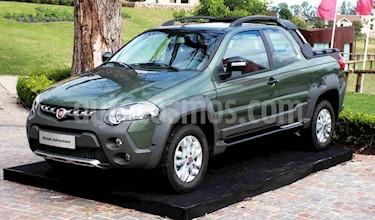 Foto venta Auto usado Fiat Strada Adventure 1.6 Cabina Doble 3 Puertas Pack Top (2019) color Verde Savage precio $845.200