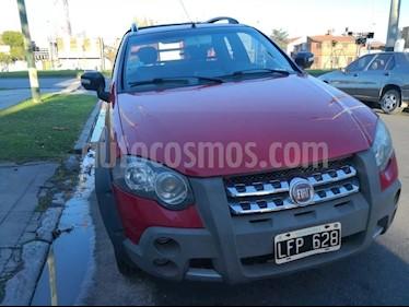 Foto venta Auto usado Fiat Strada Adventure 1.6 Cabina Doble (2012) color Rojo Alpine precio $255.000