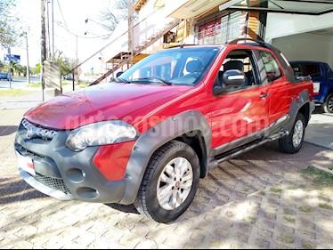Foto venta Auto usado FIAT Strada Adventure 1.6 Cabina Doble (2014) color Rojo precio $1.111.111