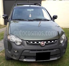 Foto venta Auto usado Fiat Strada Adventure 1.6 Cabina Doble (2013) color Verde Oscuro precio $270.000