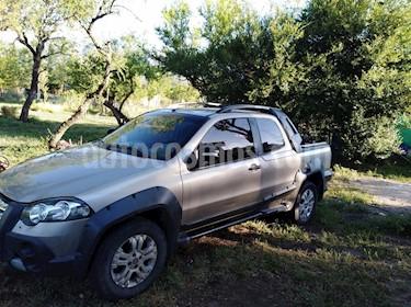 Foto venta Auto usado Fiat Strada Adventure 1.6 Cabina Doble (2011) color Bronce precio $235.000