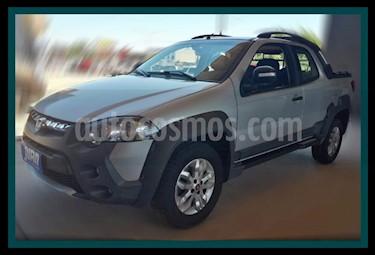 foto FIAT Strada Adventure 1.6 Cabina Doble usado (2015) color Gris Claro precio $650.000