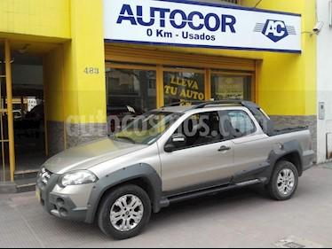 Foto venta Auto usado Fiat Strada Adventure 1.6 (2012) color Beige precio $280.000