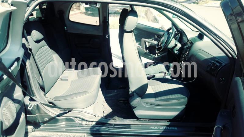 FIAT Strada Adventure 1.6 Cabina Doble 3 Puertas usado (2015) color Negro Vulcano precio $900.000