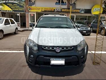 FIAT Strada Adventure 1.6 Cabina Extendida usado (2013) color Blanco precio $500.000