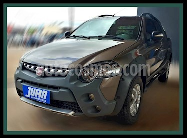foto FIAT Strada Adventure 1.6 Cabina Doble usado (2013) precio $485.000