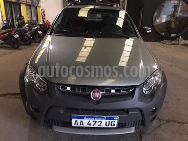 FIAT Strada Adventure 1.6 CD 3P Pack Top + Pack Xtreme III usado (2016) color Gris Oscuro precio $650.000
