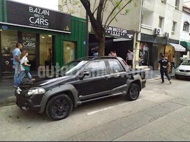 FIAT Strada Adventure 1.6 Cabina Doble usado (2012) color Negro precio $350.000