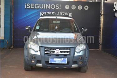 FIAT Strada Adventure - usado (2011) color Gris precio $475.000