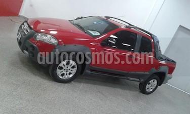 FIAT Strada Adventure 1.6 usado (2012) color Rojo precio $450.000
