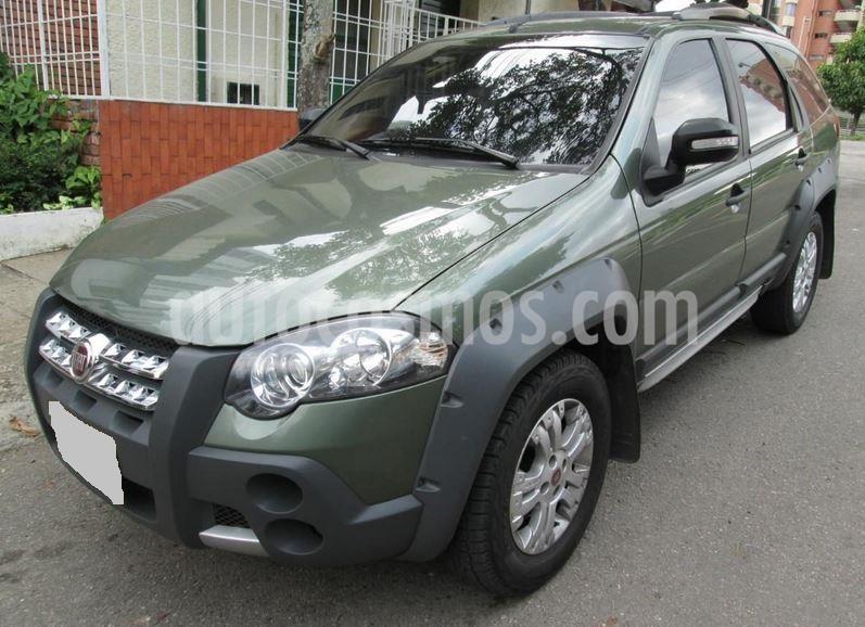 Fiat Strada Adventure 1.8L C-Locker usado (2011) color Verde precio $18.000.000
